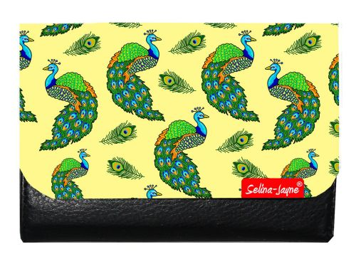 Selina-Jayne Peacocks Limited Edition Designer Small Purse